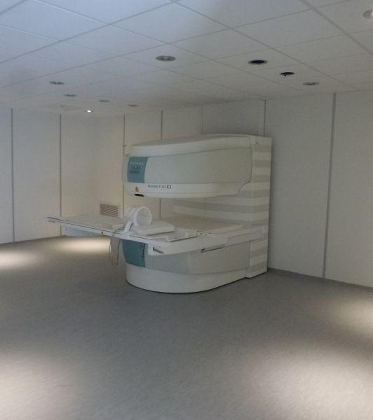 מבנה MRI