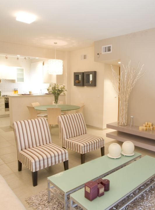 Sample Apartment Herzliya 90 sq.m