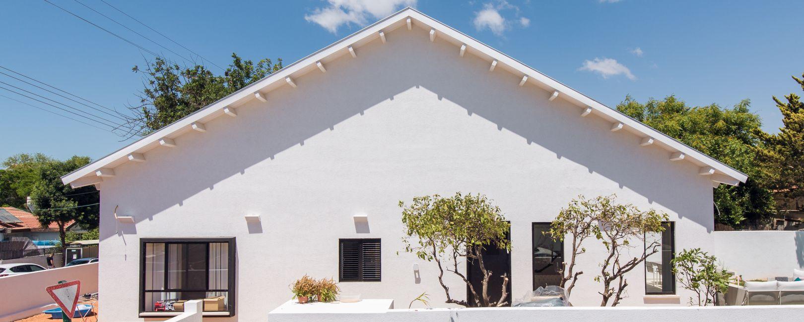 Hirsch Residence – Raanana